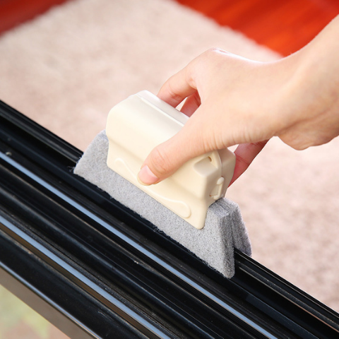 Magic Door Window Groove Cleaning Brushes - wow factor store