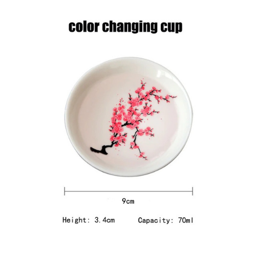 Saku Cup-Color Changing Cup - wow factor store