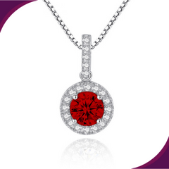 Silver S925 Elegant Necklace - wow factor store