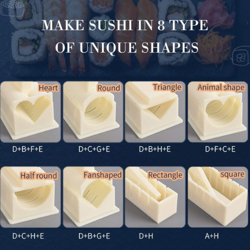 Makizushi-Sushi Maker - wow factor store