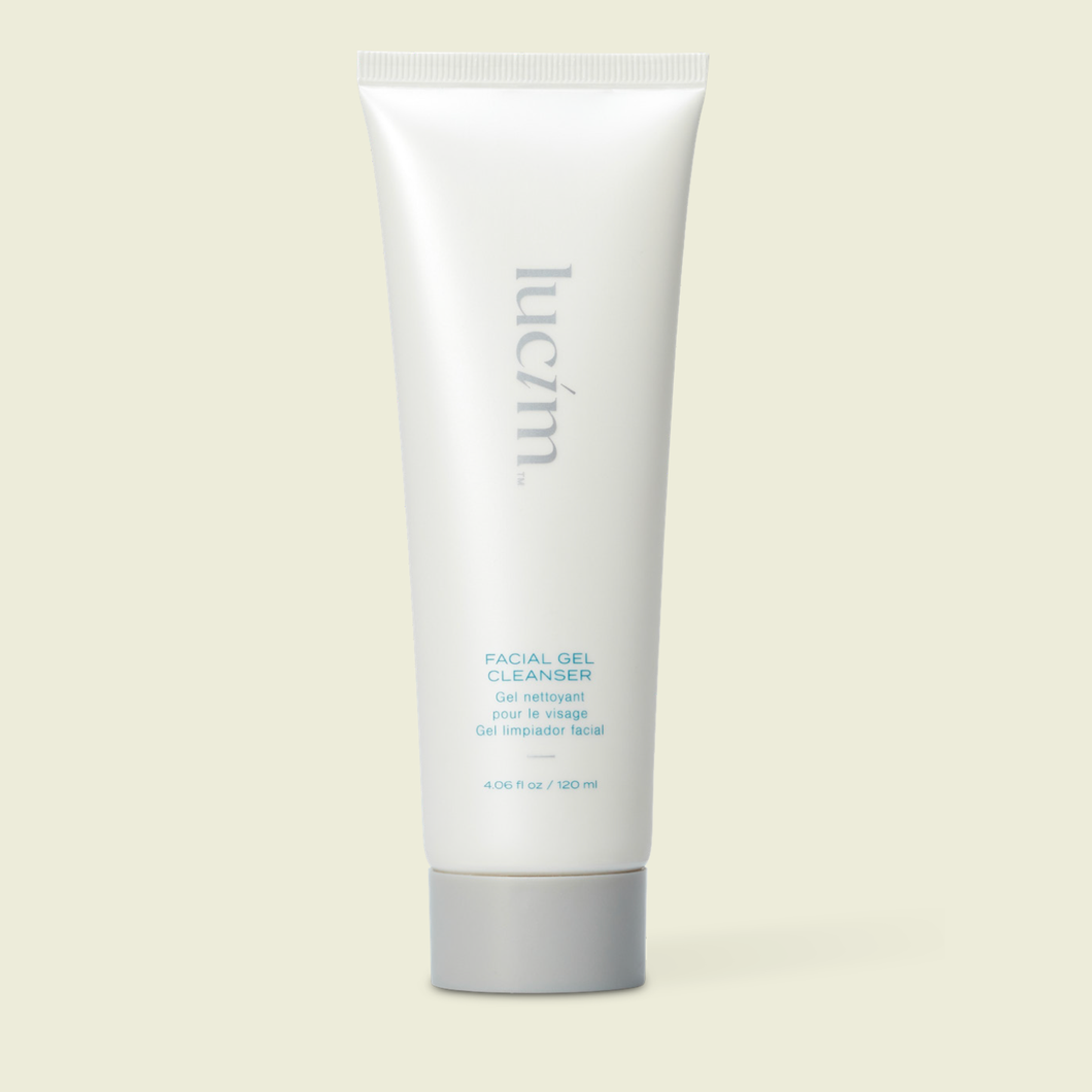 Lucim™ Facial Gel Cleanser