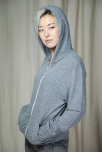 Load image into Gallery viewer, Crystal Ball IXM Recycled Zip Up Hoodie