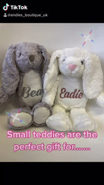 Load and play video in Gallery viewer, Small teddies