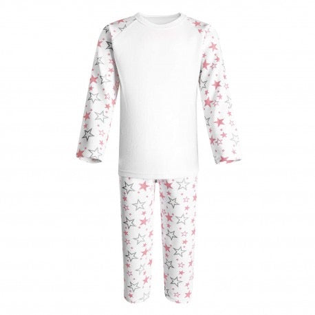 Number & crown Patterned Pjs