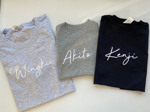 Kids Signature T-shirt