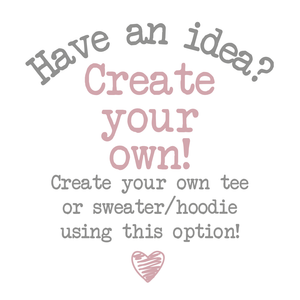 Create your own kids hoodie