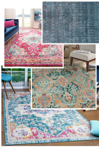 Hand Loomed Rug Inspiration