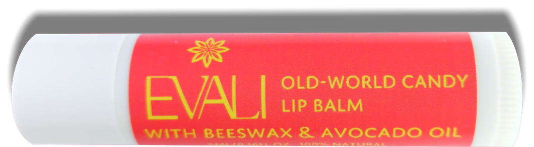 Old-World Candy Lip Balm