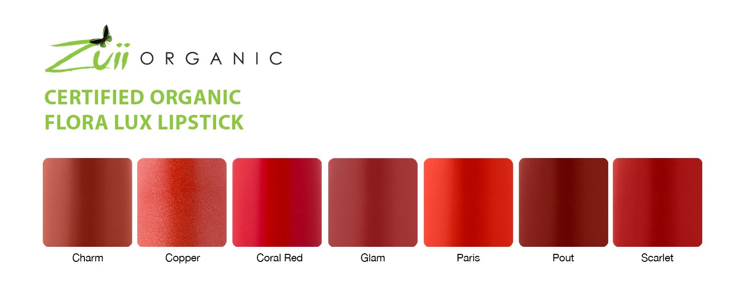 Certified Organic Lux Lipstick