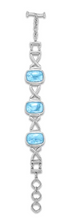 Load image into Gallery viewer, Brie Larimar Bracelet