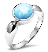 Load image into Gallery viewer, Liquido Larimar Ring