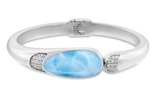 Load image into Gallery viewer, Lucia Larimar Bracelet