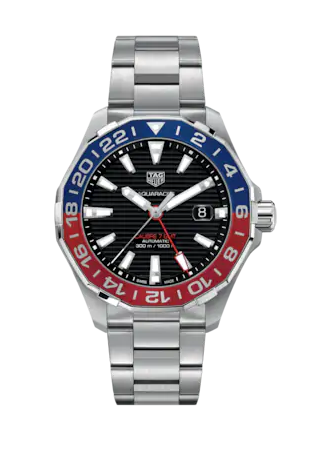 TAG HEUER AQUARACER - Automatic Watch - Diameter 43 mm