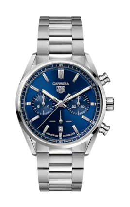 TAG HEUER CARRERA - Automatic Chronograph - Diameter 42 mm