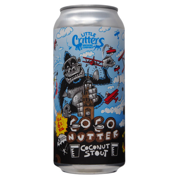 Coco Nutter | 6% Coconut Stout