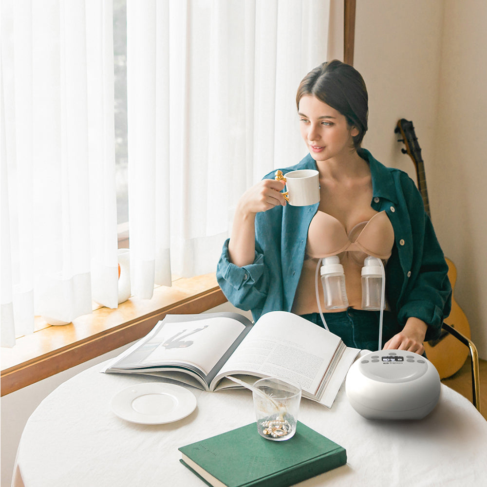 Cimilre S6 Plus (S6+) Rechargeable Hospital-grade Double Electric Breast Pump