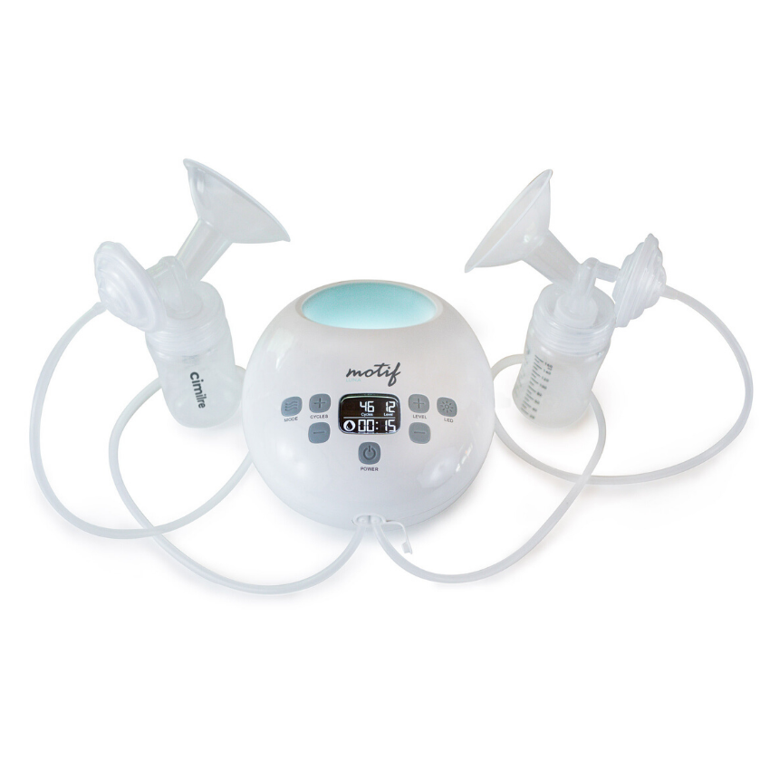 Cimilre Motif Luna Double Electric Breast Pump Set