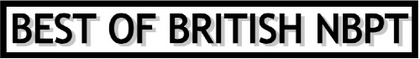 Best of British NBPT