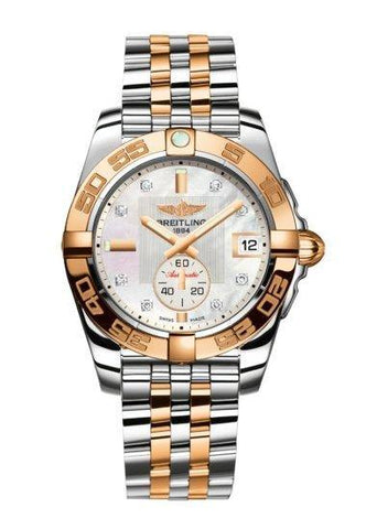 Breitling Women's GALACTIC 36 AUTOMATIC, C37330121A2C1