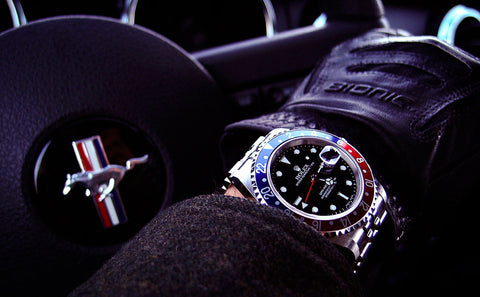 Rolex brings back the stainless steel GMT-Master with the pepsi bezel