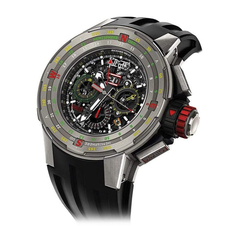 RICHARD MILLE RM 60-01 Regatta Flyback Chronograph