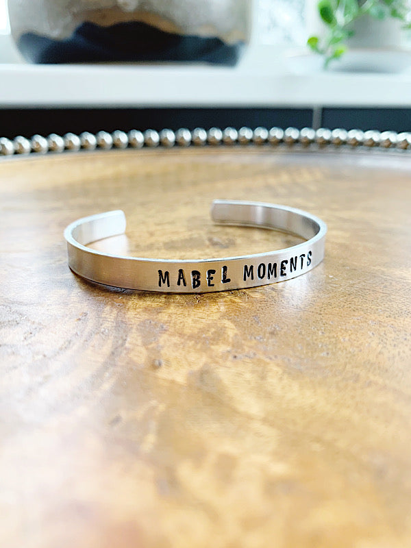 Mabel's Cuff: Mabel Moments