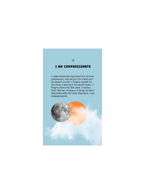I AM EVERYTHING Deck of Affirmation Cards