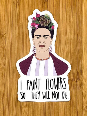 Load image into Gallery viewer, Frida Kahlo sticker