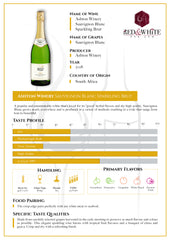 Ashton Winery Sparkling Brut 2019