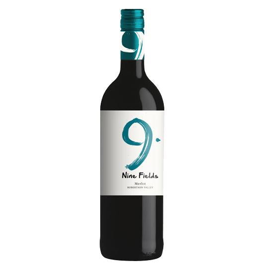 Ashton Winery 9 Fields Merlot 2018