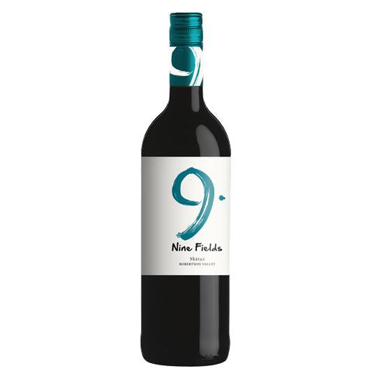 Ashton Winery 9 Fields Shiraz 2018