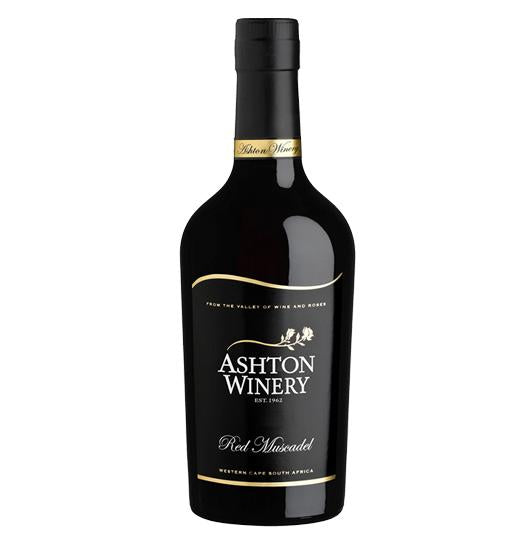 Ashton Winery Muscadel 2018