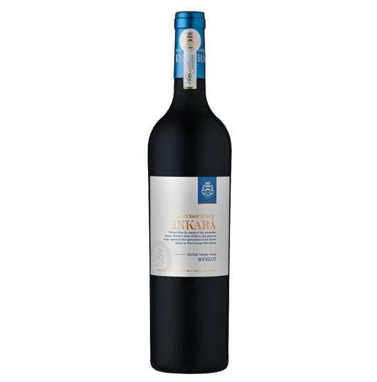 Bon Courage Inkara Merlot 2016
