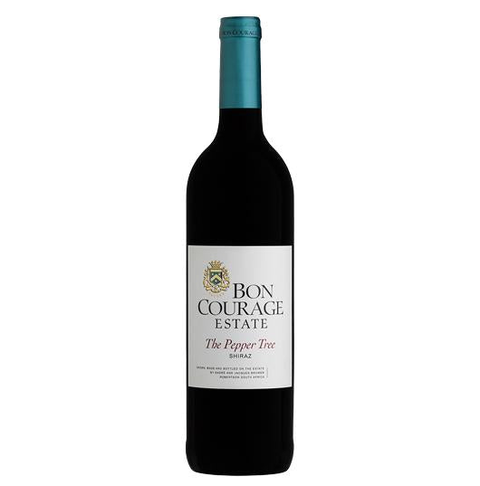 Bon Courage The Pepper Tree Shiraz 2019