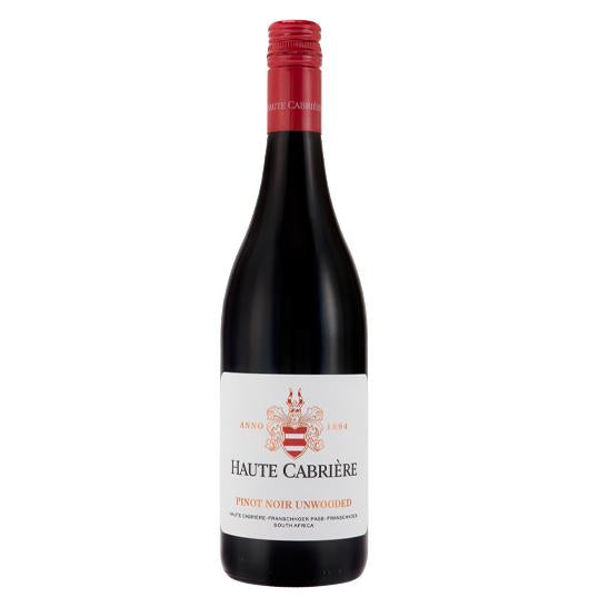 Haute Cabriere Pinot Noir Unwooded 2020