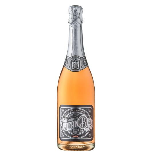 Rietvallei The Burger Family John B Brut Rose 2019
