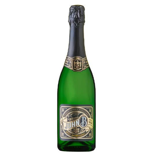Rietvallei The Burger Family John B Brut Chardonnay 2019