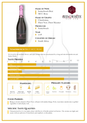 Somerbosch Brut MCC Rose 2018