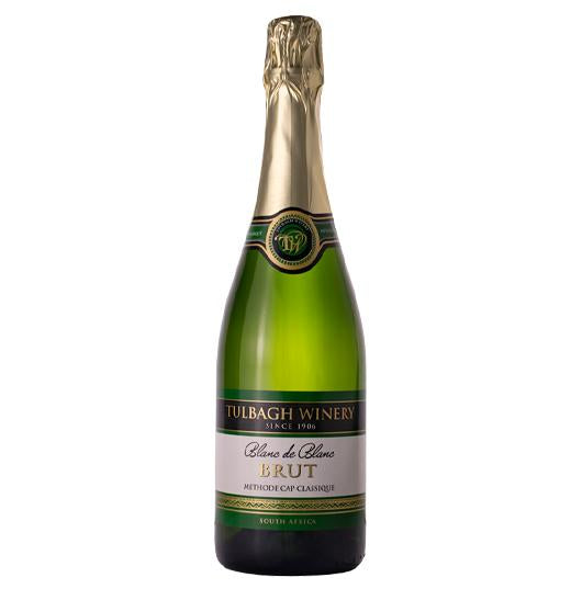 Tulbagh Winery Blanc de Blanc Brut MCC NV