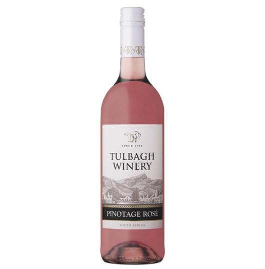 Tulbagh Winery Pinotage Rose 2017