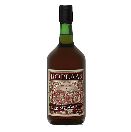Boplaas Red Muscadel 2018