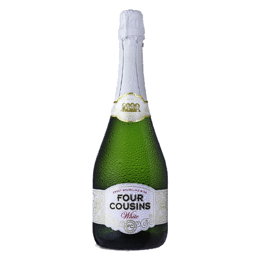 Van Loveren Four Cousins White Sparkling 2018