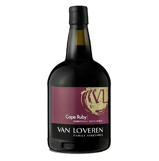 Van Loveren Cape Ruby (Port) 2018