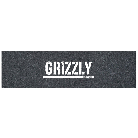 GRIZZLY GRIP STAMP WHITE SHEET