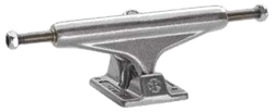 Independent Stage 11 Silver Skateboard Trucks (Set of 2)