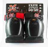 EXITE 50/50 RAMP COMBO – knee/elbow pads plus pad bag