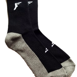 Footprint Painkiller Protective Sock- Mid Shin