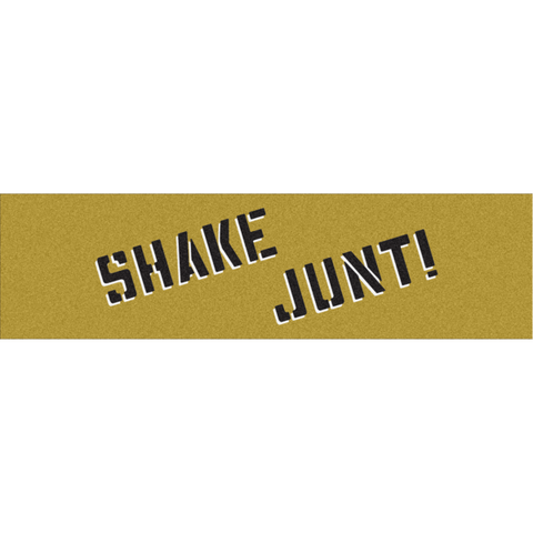 SHAKE JUNT GRIP- GOLD/BLACK