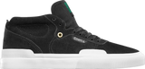 Emerica Pillar Black/White/Gold