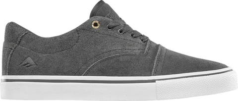 EMERICA - PROVIDER DARK GREY/WHITE SHOES